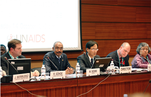 UNAIDS: Investing in local production of medicines is a priority