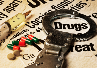Drug policy reform as a critical part of the HIV response.