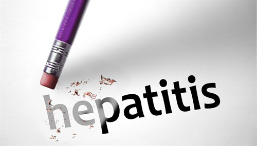 Erase Hepatitis c