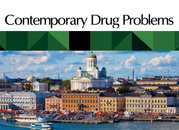 Contemporary Drug Problems