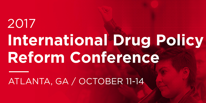 International Drug Policy Reform Conference 2017