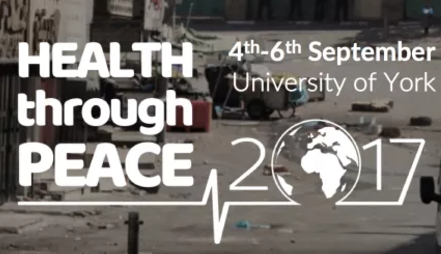 Health Through Peace 2017